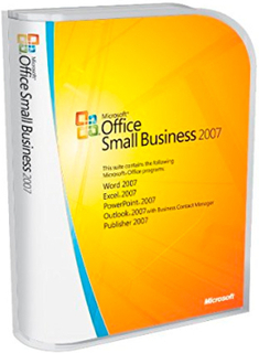 Microsoft Office Small Business 2007 - (Windows)