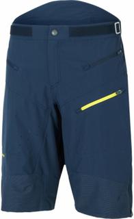 Ziener - Efron X-Function men's bike shorts (dark blue) - L (54)