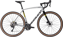 Ridley Kanzo A Gravelbike SRAM Apex1 11s, Forza All Road 650B hjul