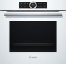 Bosch Hbg672bw1s Innbyggingsovn - Hvit