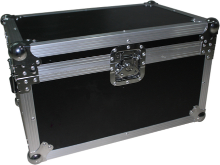 Flightcase for 4 x moving heads