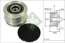 Frihjulskoppling, generator INA 535 0012 10