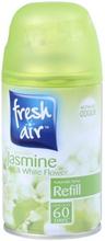 Fresh Air Air Freshener Jasmine & White Flower Refill 250 ml