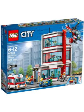 City 60204 - Hospital - Proshop