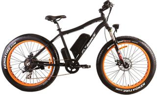 EAZbike® M19 - Fatbike - Elektrisk sykkel med 500W motor
