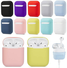 AirPods silikonfutteral (Färg: Gul)
