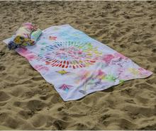 HIP Badlakan 5582-H Elessa 100x180 cm flerfärgad