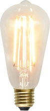 Star Trading LED-lampa E27 ST64 Soft Glow 353-70