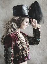 ELLE – The girl in a matador jacket Poster