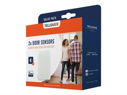 Telldus Sensor kit - 2x Magnet sensor