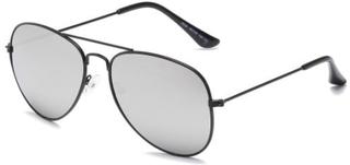 Solbriller Briller til kvinder / mænd Metal UV400 1 Solbriller Kobberramme