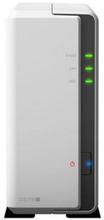 Nätlagringsenhet NAS Synology DS119j SATA 800 MHz Vit