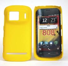 Hardcase skal Nokia 808 Pureview (Gul)