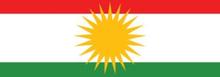 Flag - Kurdistan