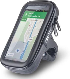 Vattentät mobilfodral för motorcykel, cykel, barnvagn, rullator, golfvagn