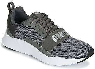 Puma Sneakers JR PUMA WIRED KNIT.GREY Puma