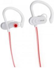 Bluetooth sportheadset med lysande kabel