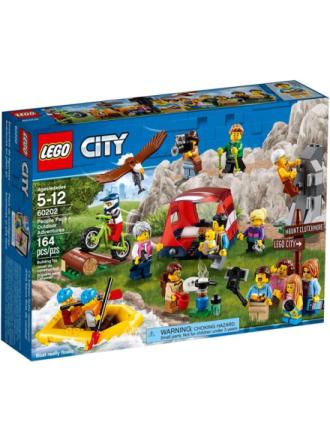 City 60202 - Figursæt – udendørs oplevelser - Proshop