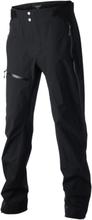 Houdini Women's BFF Pants Dame regnbukser Sort XS