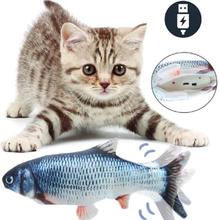 Sähköinen kissanlelu - 3D-kala