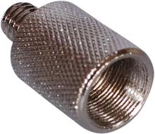Record MA-02 Gevind-adapter, 1,5 cm hun - 1 cm han