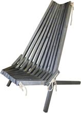 2 st Calcutta stol - Grå