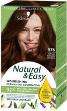 Natural & Easy 576 Kastanj, 142,5 ML