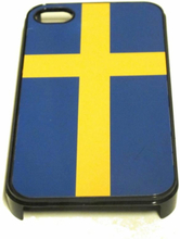 Mobilskal - Sveriges Flagga (iphone 4 4S) 5fb0bc1415a13