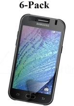 6 Pack Skärmskydd Samsung Galaxy J5 (J500F)