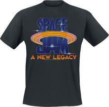 Looney Tunes - Space Jam - 2 - A New Legacy -T-skjorte - svart