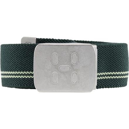 Haglöfs Stretch Webbing Belt Unisex Bälte Grön OneSize