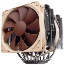 NH-D14 CPU-fläktar - Luftkylare - Max 19 dBA