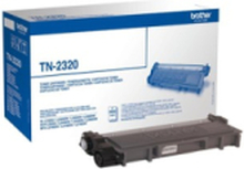 TN2320 - Black Laser Toner - Tonerkassett Svart