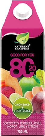 Grönsaks- & Fruktjuice - 29% rabatt