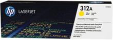 312A / CF382A - Yellow Laser Toner - Tonerkassett Yellow