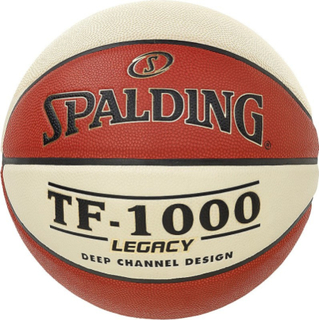 Spalding TF 1000 Legacy 6 indoor konkurrence bold