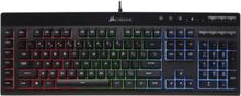 Gaming K55 RGB - ND - Gaming Tangentbord - Nordisk - Svart