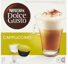 Nescafe Dolce Gusto Cappuccino 8 stk