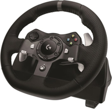 G920 Driving Force (Xbox One) - Hjul & Pedal Set - Microsoft Xbox One S