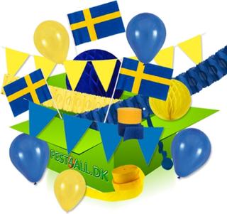 Partysæt (Alt i en) Svensk