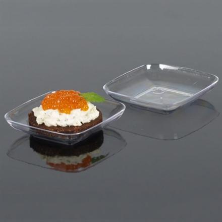 Mini buffet tallerken