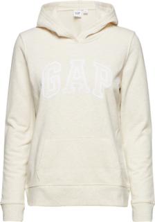 Sh Gap Clsc Fash Po Hd Hoodie Trøje Creme GAP
