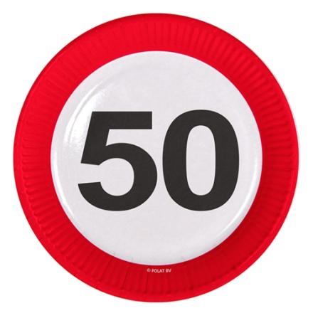 Trafik Tallerken 50 år