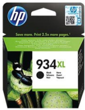 934XL Black Ink (C2P23AE) - Bläckpatron Svart