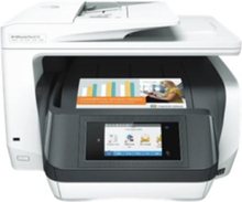 Officejet Pro 8730 All-in-One Bläckskrivare Multifunktion med fax - Färg - Bläck