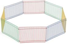 Beeztees lekhage för gnagare 8 paneler 275602