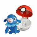 Pokémon Figurer - Popplio I Pokéball Sæt - Gucca