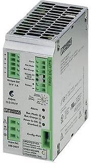 Järnväg-montera UPS (DIN) Phoenix Contact TRIO-UPS/1AC/24DC/5