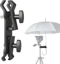 Sateenvarjon pidike Kameran jalustaan