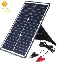 HAWEEL 20W aurinkokennolaturi USB: llä